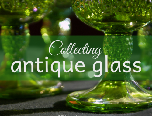 Collecting Antique Glassware: The Basics